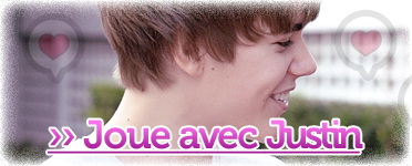 jeux de justin bieber