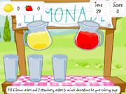 Limonade à la Fraise et au Citron