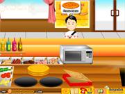 Restaurant de Pizza