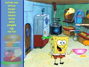 Bob l'éponge cuisine