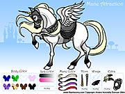 Un joli poney!