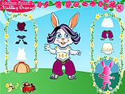 Un lapin à la mode!