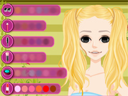 Maquillage et Habillage Princesse Cendrillon