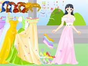 Essaye les Robes de Princesse