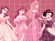 Princesses Disney trésors cachés
