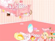 Décoration de la chambre de Princesse