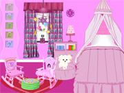 Décorer la chambre de la Princesse