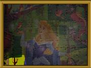 Puzzle Princesse Aurora