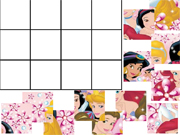 Puzzle Princesses Disney