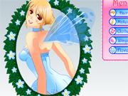 Habillage et Maquillage Princesse Fée