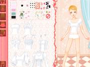 Princesse Habillage Maquillage et Coiffure