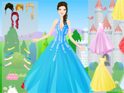Barbie Robe Princesse