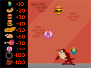 Taz Mania Burger